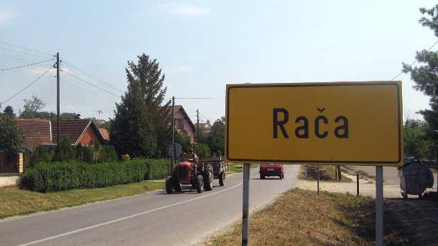 Rača - © Foto: Biljana Nenković