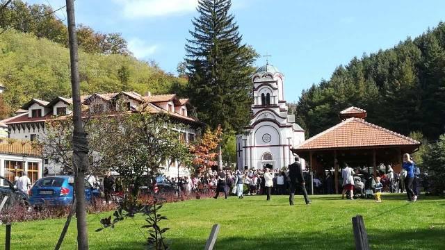Manastir Tumane - čudotvorno mesto isceljenja - © / Milanko Danilović Agromedia