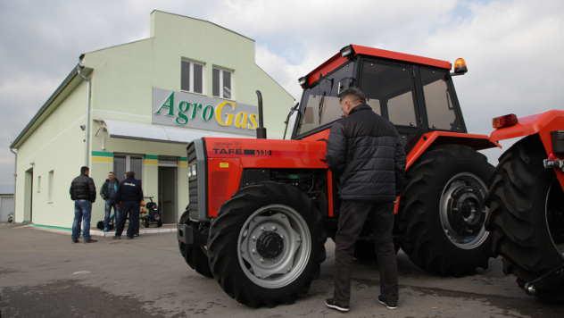 Traktor - ©Agromedia