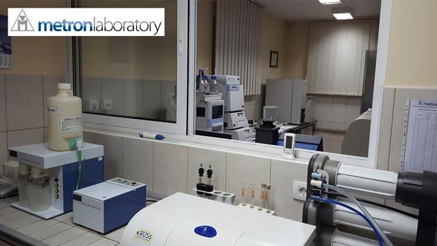 Laboratorija kompanije Metron - © Metron