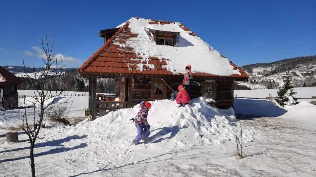 Usred zime Rudno prepuno gostiju - © Agromedia