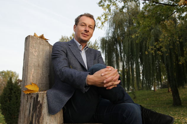 Dejan Jovanović, autor i voditelj poljoprivredne emisije Svet Poljoprivrede - @Agromedia