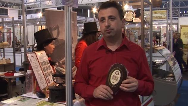 Dalibor Tošić, proizvođač peglane kobasice iz Pirota - ©Agromedia