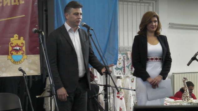 Vladan Vasić, gradonačelnik Pirota - © Foto: Gordana Simonović Veljković