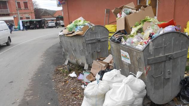 Odloženi otpad - © Danijela Jovanović
