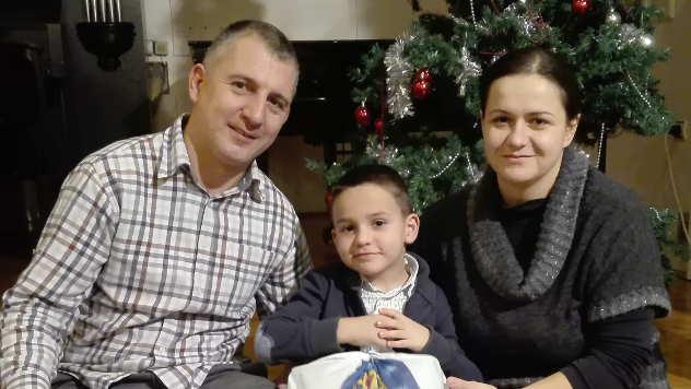 Porodica Kondić - © Foto: Oksana Mudri Nedić