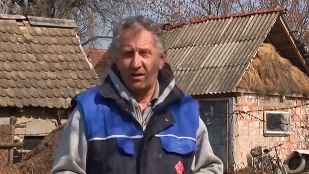 Pera Dutka, bivši traktorista u PKB-u - ©Agromedia