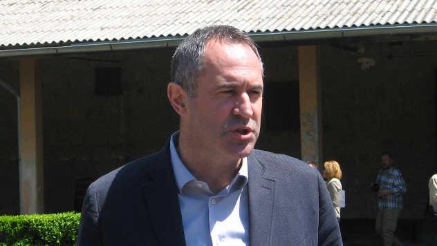 Božidar Aleksandrović, predsednik Udruženja vinara Šumadije - foto: Biljana Nenković