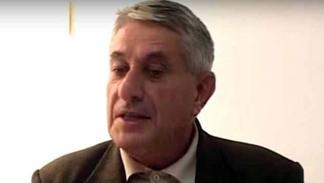 Dobrivoje Popović, agronom iz Poljoprivredne savetodavne i stručne službe u Kragujevcu - foto: Biljana Nenković