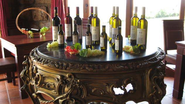 Vina kao izvozni adut © Foto: Biljana Nenković