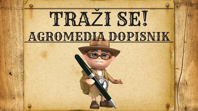 Poljoprivredni portal Agromedia.rs traži dopisnike