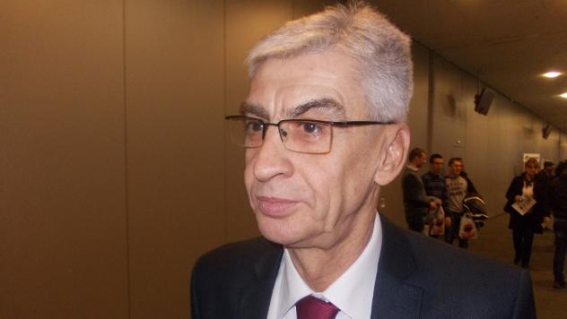 Dr Žarko Ilin - foto: Petar Kočić