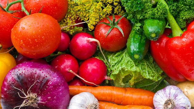 Povrće - ©Pixabay