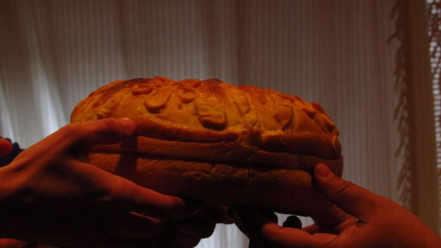 Slavski kolač i blagosiljanje - foto: Miloš Topi Miladinović