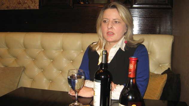 Gordana Jošović, somelijer u San Francisku - © Foto: Biljana Nenković