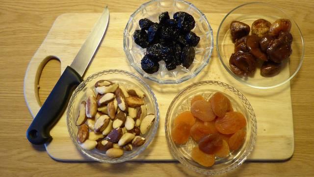 Sušeno voće sa juga Srbije - ©Pixabay