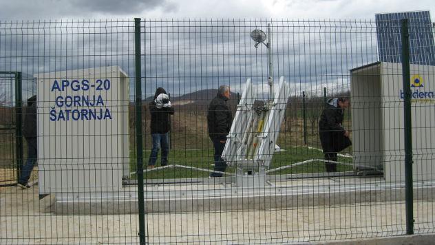 Protivgradna stanica u Topoli ® foto: Biljana Nenković