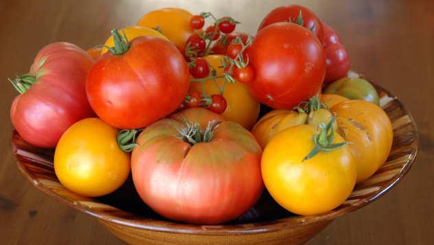 Stare sorte paradajza - © Foto: www.bonnieplants.com