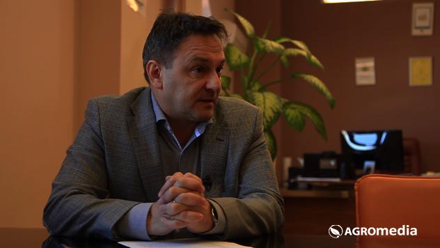 Zoran Milošević v.d. direktor Veletržnice Beograd - © Agromedia