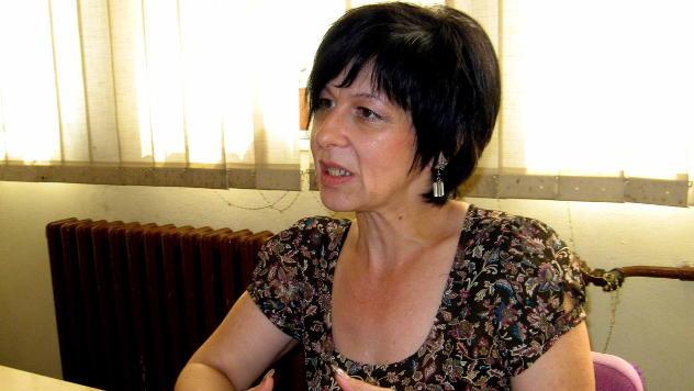 Violeta Petrović Luković, Poljoprivredna savetodavna služba u Kragujevcu © Foto: Biljana Nenković