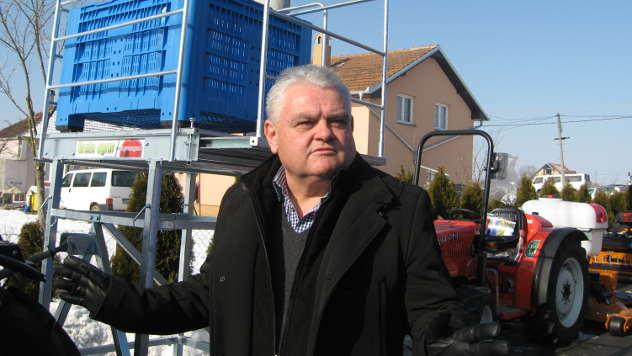 Prof. dr Franci Štampar - © Foto: Biljana Nenković