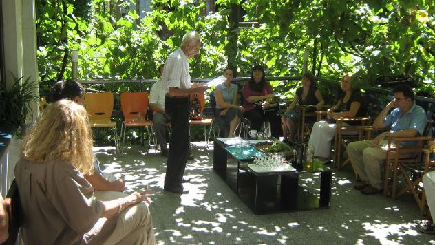 Petar Despotović, agronom u penziji - foto: arhiva Zavoda za proučavanje kulturnog razvitka