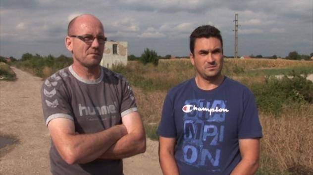 Jovica Jakšić i Ivan Vučković - ©Agromedia
