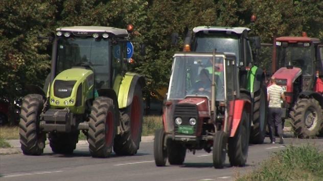 Protest poljoprivrednika - ©Agromedia
