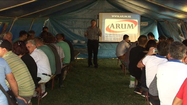 Zoran Puača iz kompanije Arum - @Agromedia