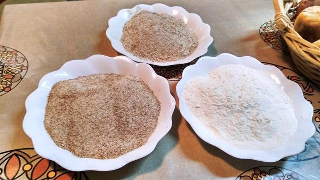 Hleb od brašna iz potočare  - © Julijana El Omari/Agromedia