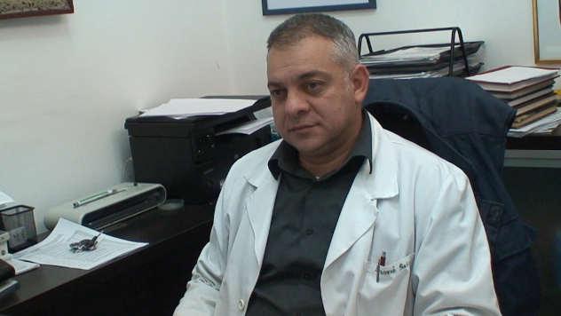 Saša Petrović, šef proizvodnje u Mlekarskoj školi Pirot - ©Agromedia