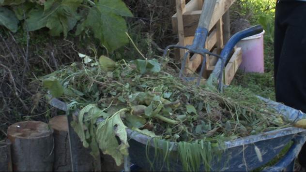 Čuvanje kompostišta preko zime - © Agromedia