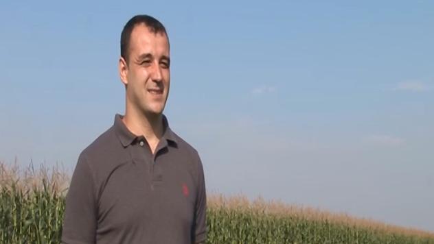 "Dušan Vukčević, ""Agros - komerc"" - ©Agromedia"