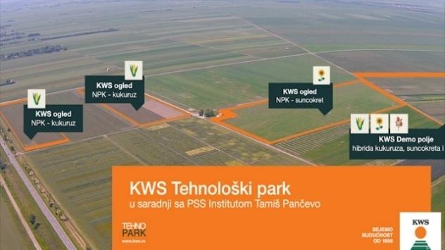 KWS ogledi - ©Agromedia