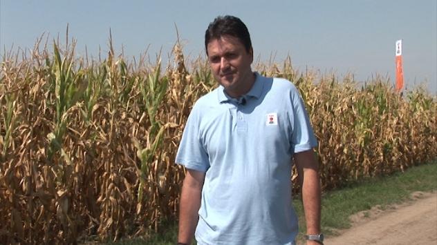 Dr Zdravko Hojka iz sektora za istraživanje i razvoj u kompaniji KWS - ©Agromedia