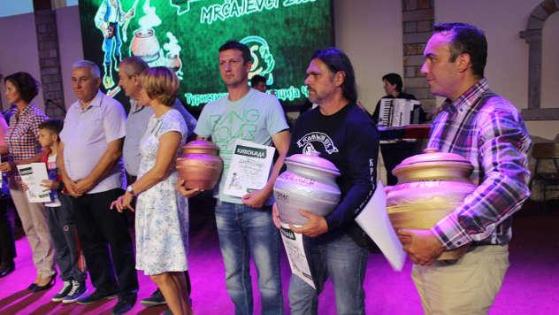 Pobednici u kuvanju kupusa - Foto: Turistička organizacija Čačak
