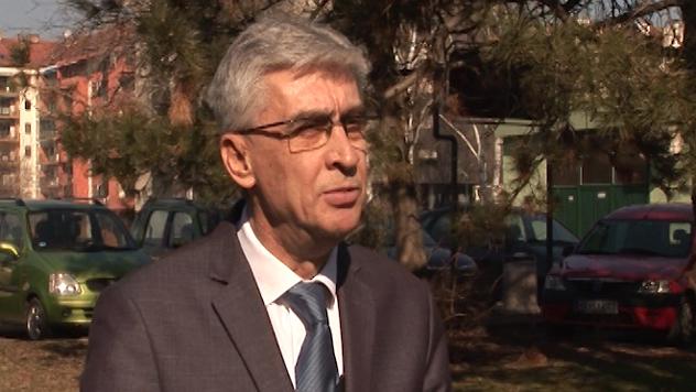 Prof. dr Žarko Ilin - ©Agromedia
