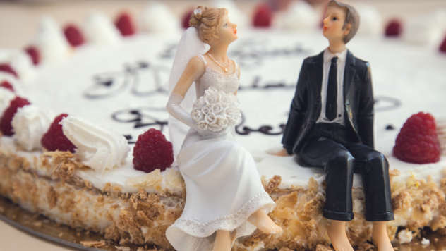 Mladenci torta - pixabay.com