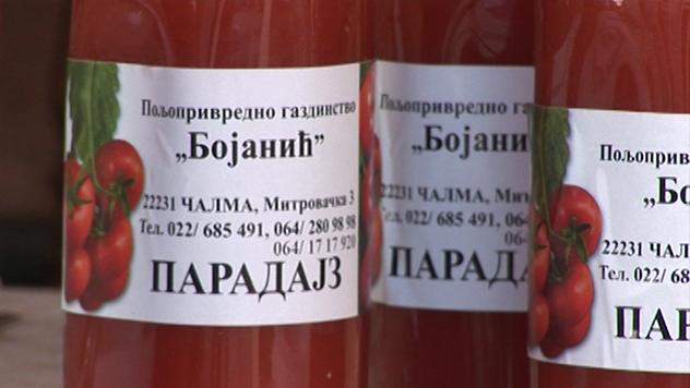 Sok od paradajza, Tihomir Bojanić,  Čalma - ©Agromedia