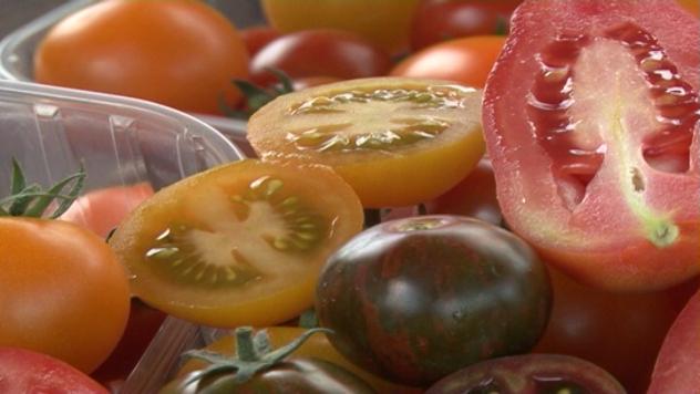 Organski paradajz - ©Agromedia