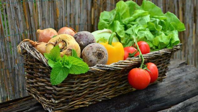 Povrće - © Foto: www.pixabay.com