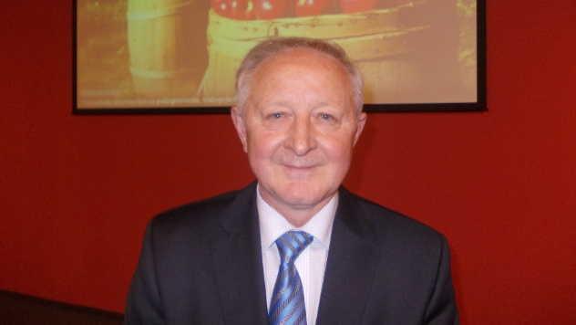 Profesor dr Zoran Keserović - foto: Petar Kočić