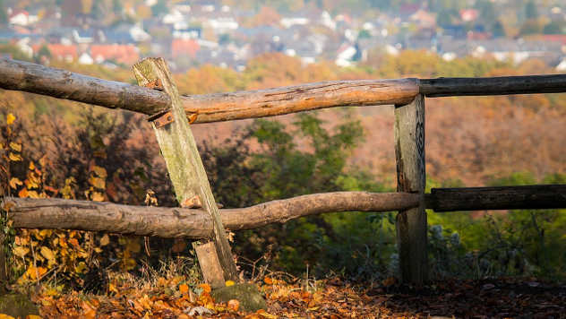 Seoska ograda - ©Pixabay
