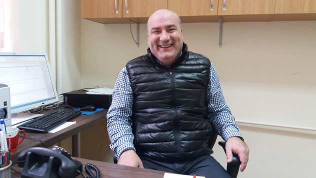 Profesor dr Željko Dolijanović