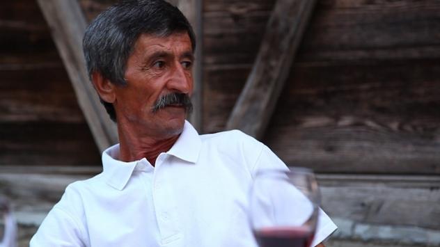 Radosav Janićijević, vinogradar iz sela Stragare - ©Agromedia