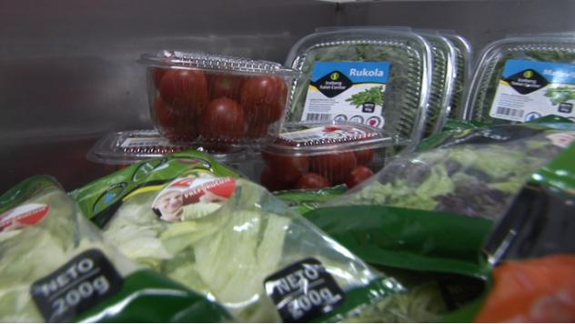 Povrće u Iceberg Salat Centru - ©Agromedia