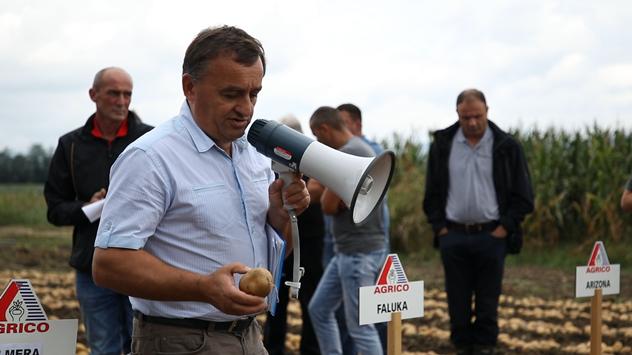 Dr Živko Bugarčić - © Agromedia