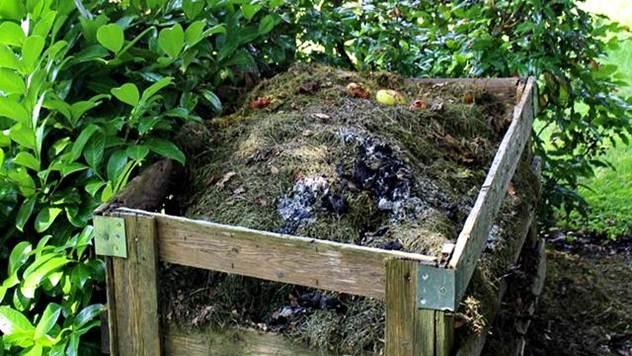 Čuvanje kompostišta preko zime - © Pixabay