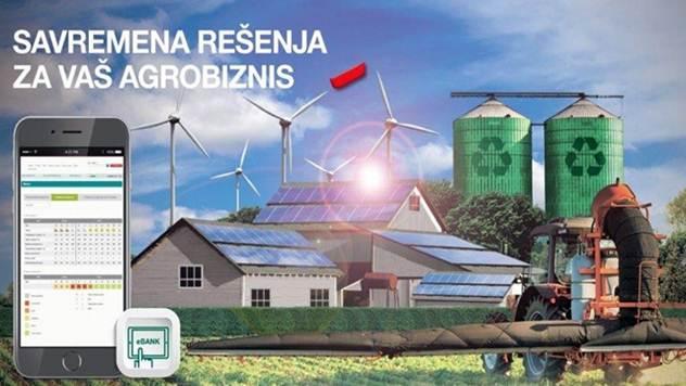 Poljoprivredni krediti u Crédit Agricole banci - © Crédit Agricole banka