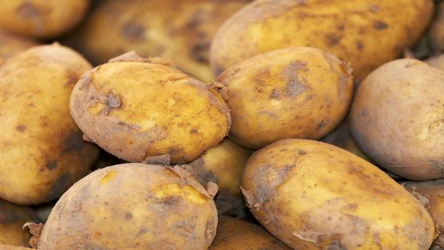 Krompir © Pixabay